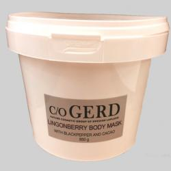 LINGONBERRY BODY MASK