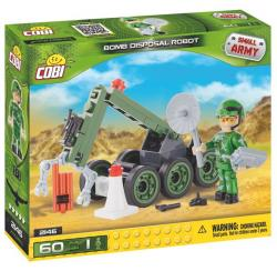 COBI SMALL ARMY 2146 Bomb Disposal Robot