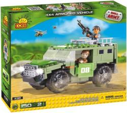 Cobi 2318 4x4 Armored Vehicle