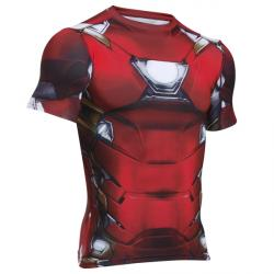 UNDER ARMOUR: IRON MAN 2.0 KOMPRESSIONSTRÖJA (small)
