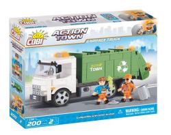COBI ACTION TOWN 1780 Garbage Truck